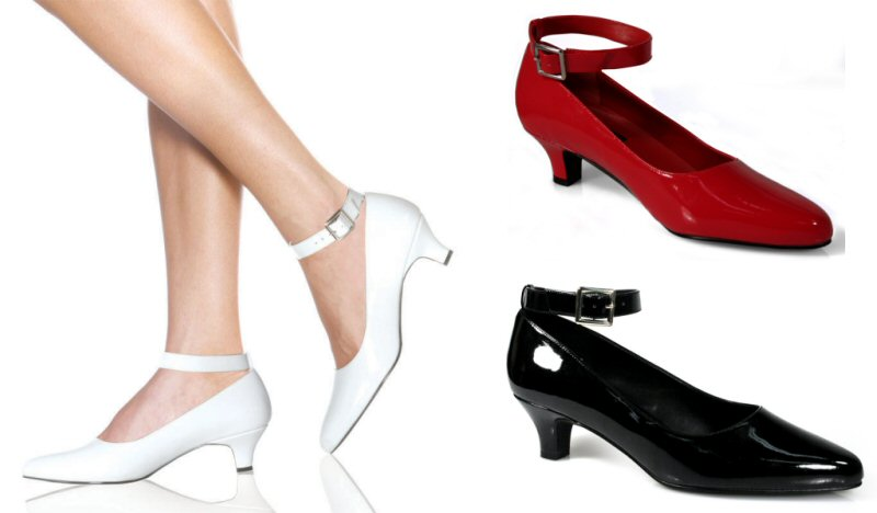 Love Of Fashion, plus sizes, petites, stiletto heels